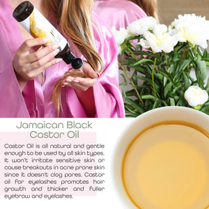 Jamaican Black Castor Oil by Premium Nature