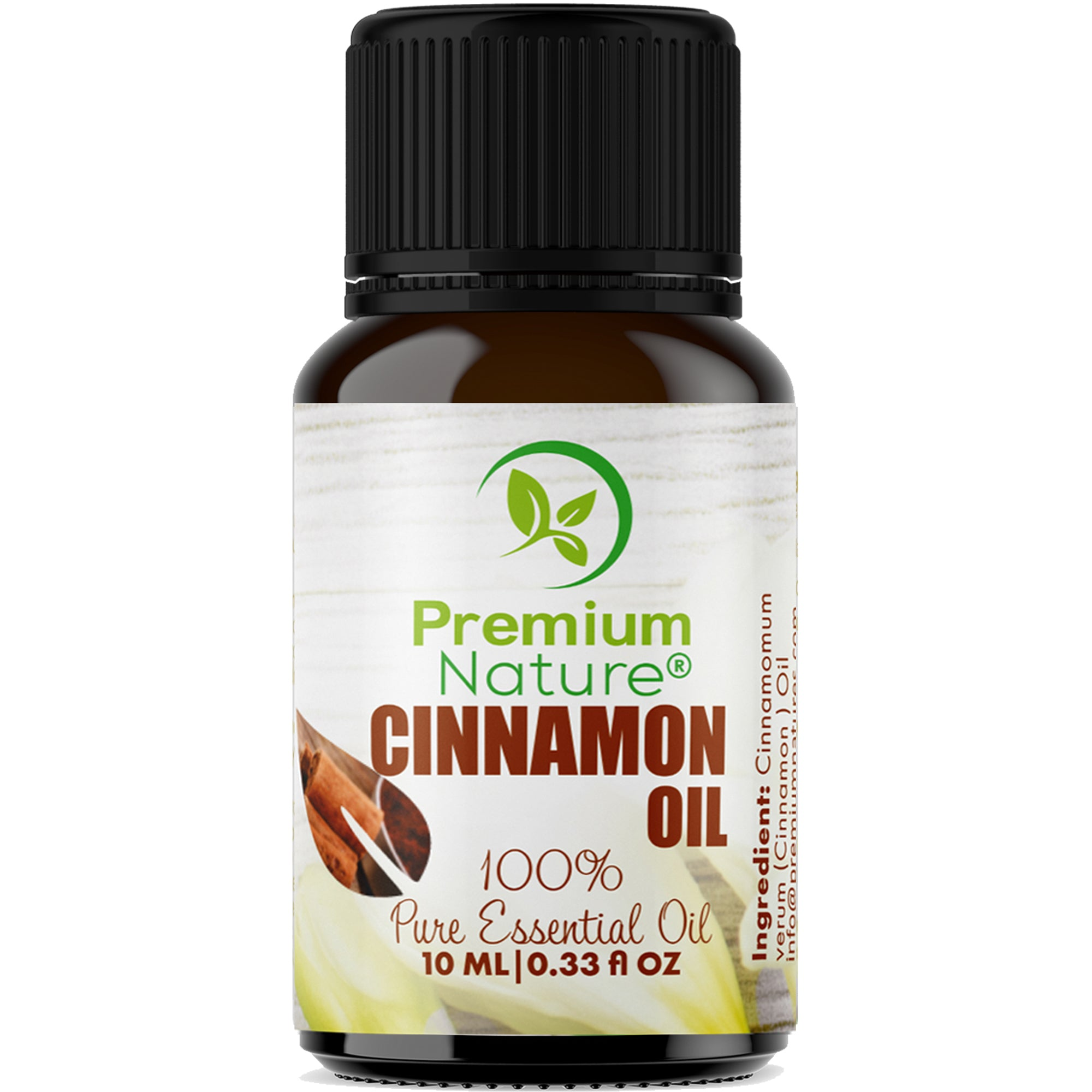 Cinnamon Essential Oil by Premium Nature