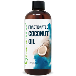 Coconut Oil, 4 oz