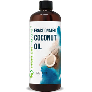 Coconut Oil, 16 oz