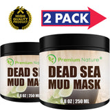 Dead See Mud Mask - 2 pack
