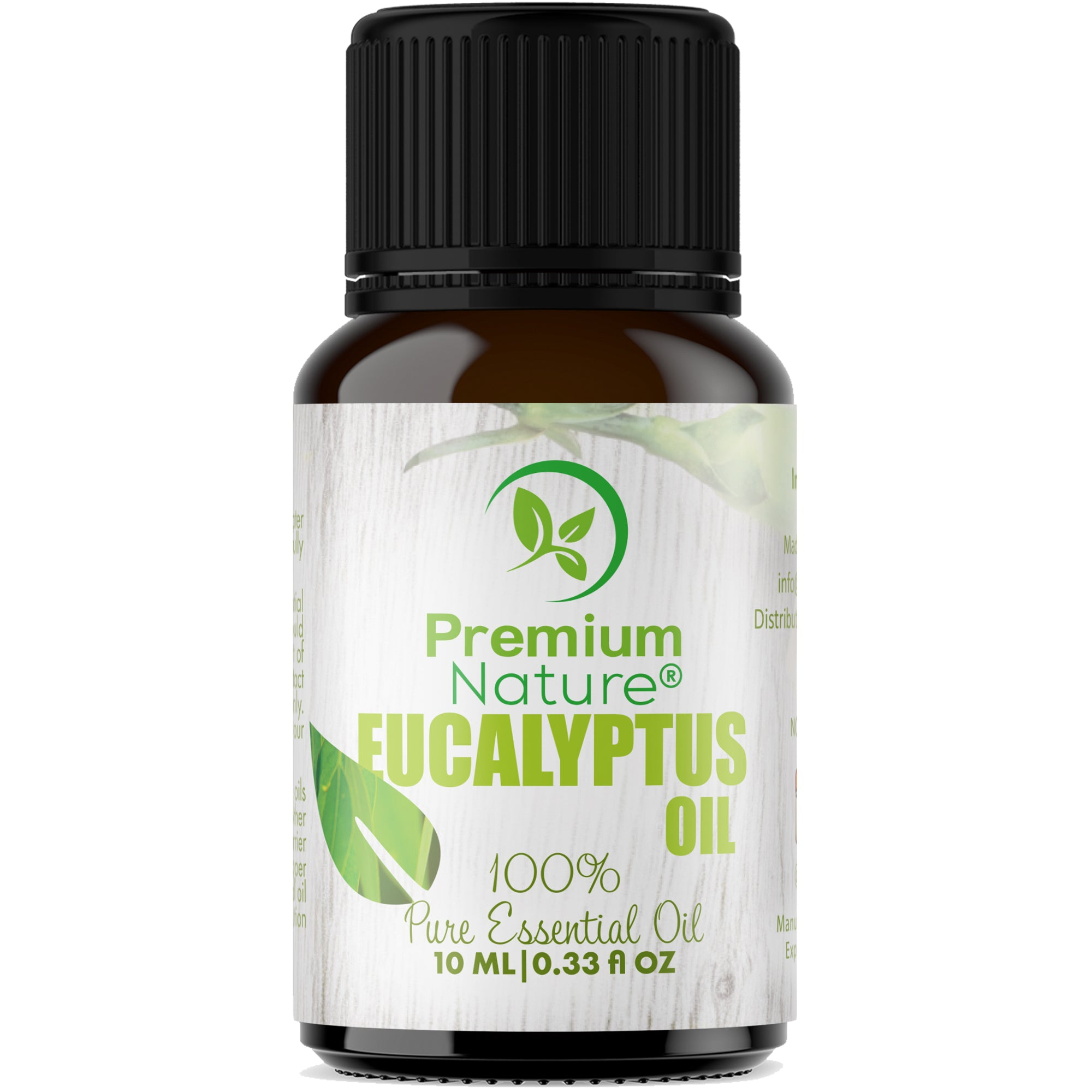 Eucalyptus Essential Oil by Premium Nature