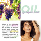 grapeseed oil premium nature