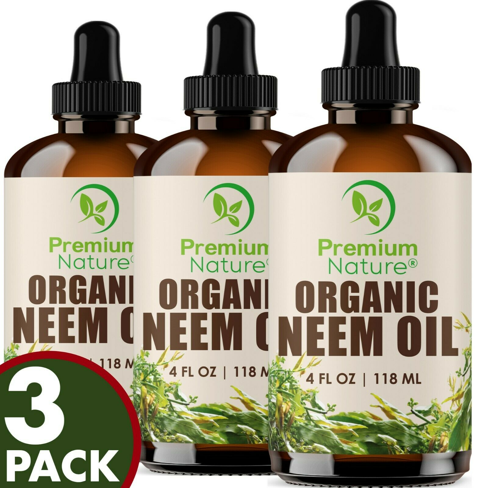 Neem Oil Premium Nature