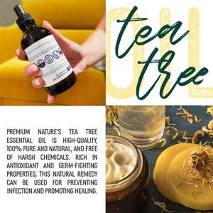 Tea Tree Oil by Premium Nature