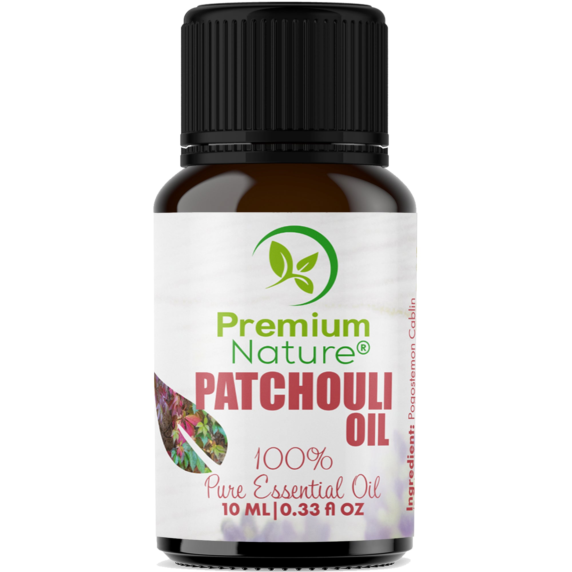 Patchouli Essential Oil by Premium Nature