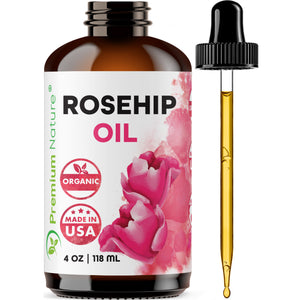 Rosehip Oil, 4 oz