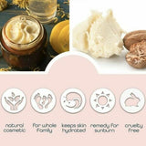 Raw Organic Melted Shea Butter Pure Virgin Unrefined For Body 100% Natural 32 oz