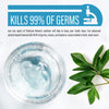 hand sanitizer kills 99% of germs