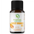 Sweet Orange Essential Oil by Premium Nature