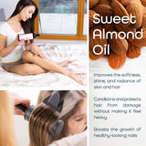 natural almond oil by premium nature