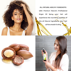 Argan Oil Hair protection by Premium Nature