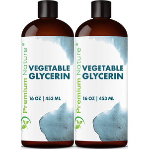 Vegetable Glycerin 16oz - 2 pack
