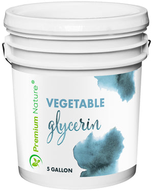 Vegetable Glycerin - 5 Gallons