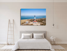 Load image into Gallery viewer, Fire Island Lighthouse from Above