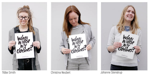 Who made my clothes Fashion Revolution Denmark