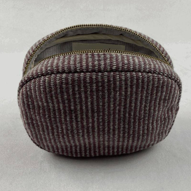 Oval Clutch - Lavender