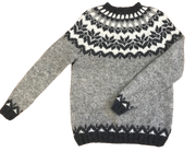 Vidak Sweater Grey