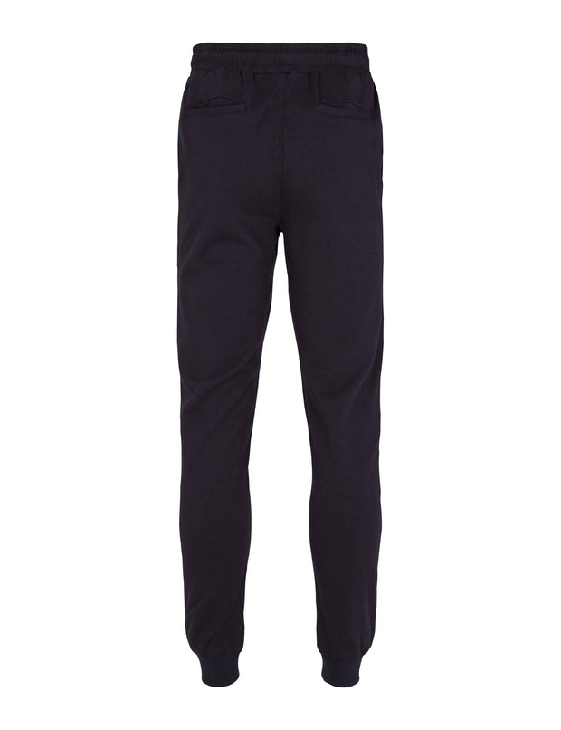 ESFabian Pants w. Rib at Foot - Dark Sapphire