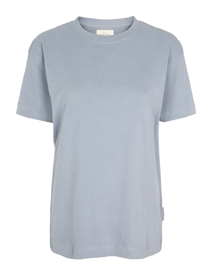 ESSean SS O-neck Oversize T-shirt - Tradewinds