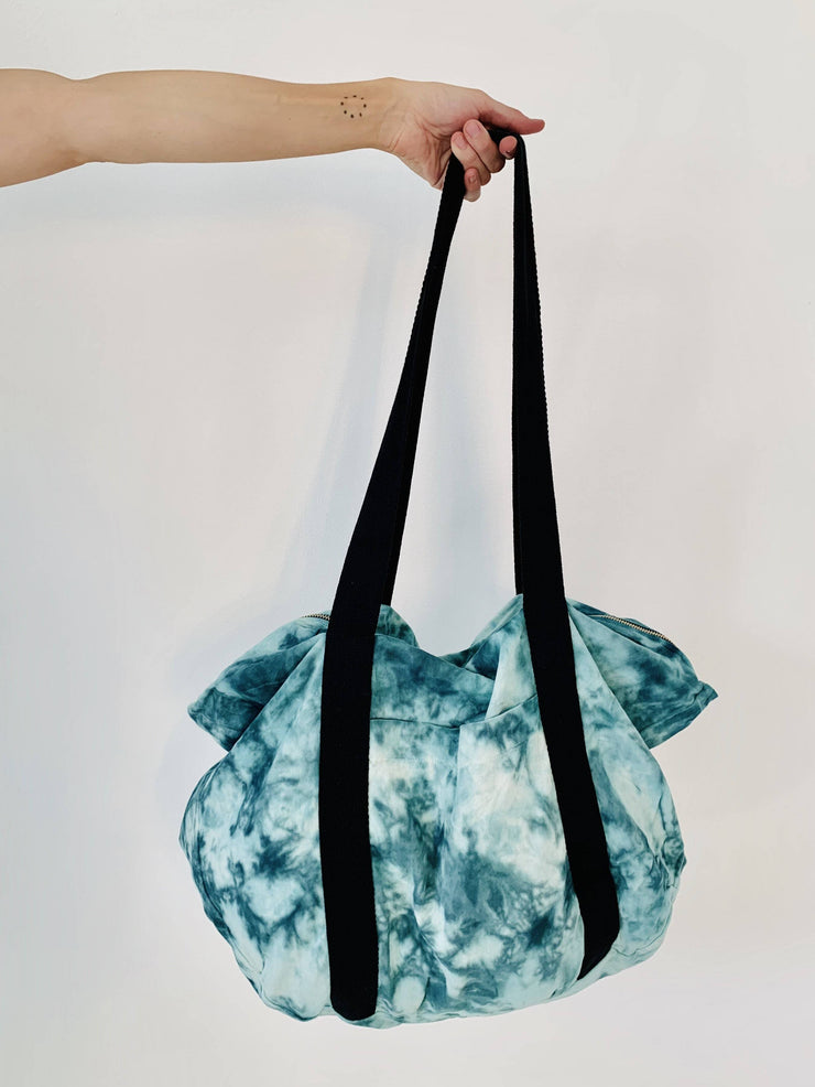 Zipper Bag marble