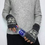 Monte_home_montehome_organic_økologiske_vanter_håndstrikkede_fingerless_gloves_mobilvanter_fair_fashion