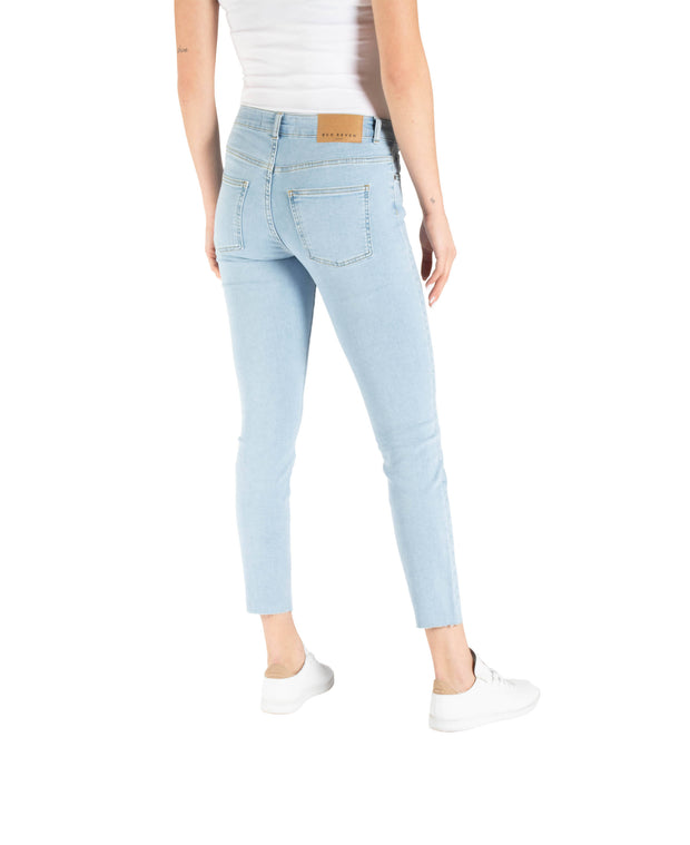 KATE NW SKINNY ANCLE ECO - LIGHT BLUE E101
