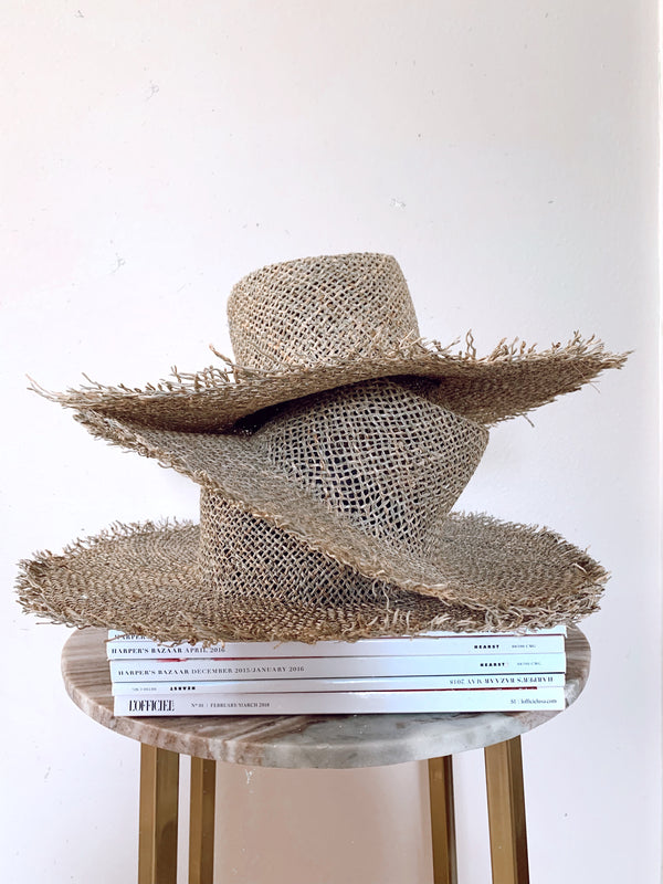 womens summer straw hat