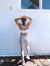 womens neutral leggings