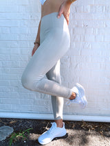 womens neutral moisture wicking leggings