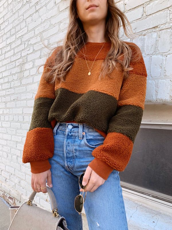 Spice Things Up Sweater