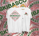 Skibasco sauce Tee - Limited edition (5 left)