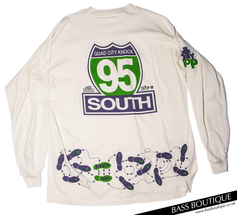 "95 South ""Quad City Knock"" Vintage T-Shirt (Size XL)"