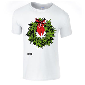 Christmas Reefa T-shirt (White)