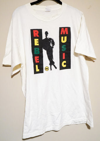 Rebel MC Music Vintage T-Shirt