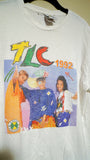 TLC Cross Colours 1992 Vintage T-Shirt