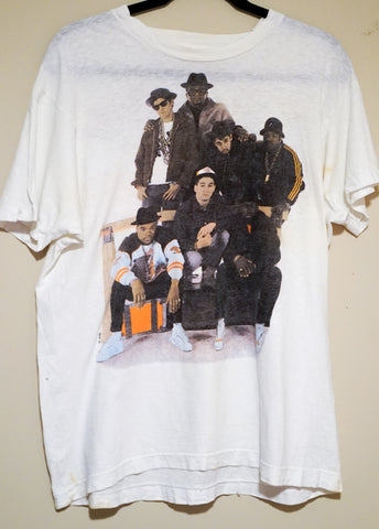 Run DMC x Beastie Boys Together Forever Tour Vintage T-Shirt