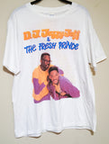 DJ Jazzy Jeff & the Fresh Prince Rare Vintage T-Shirt