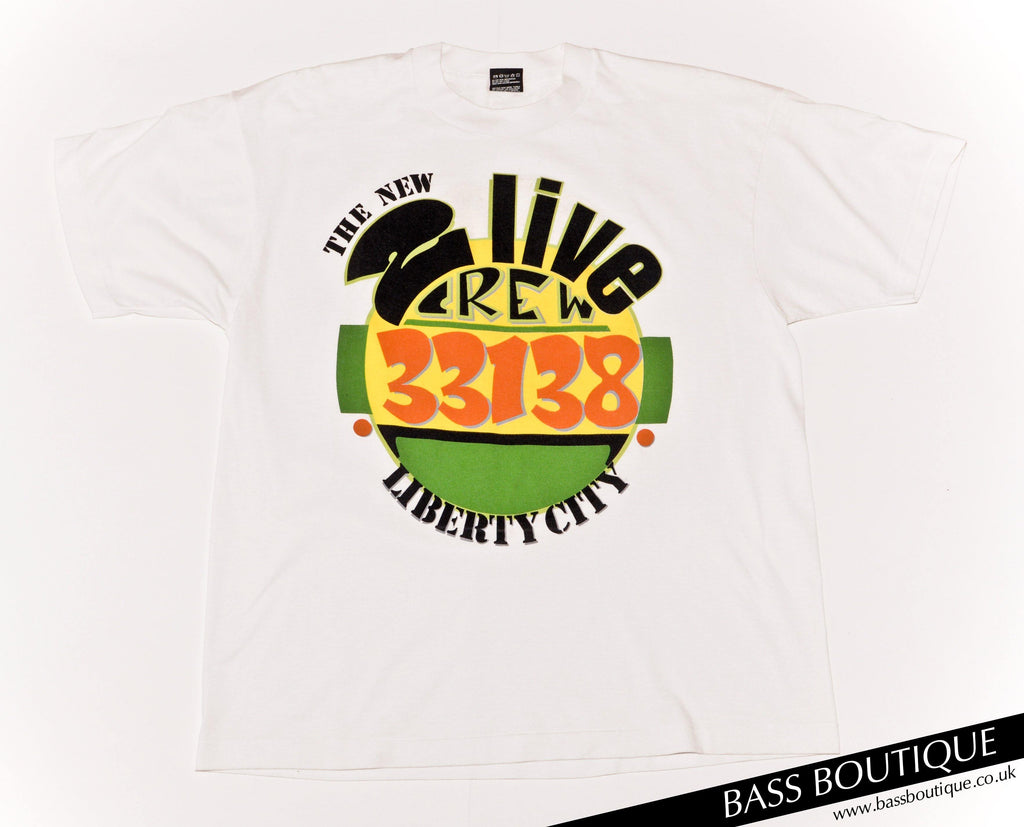 2 Live Crew 'Liberty City' Vintage T-Shirt (XL)
