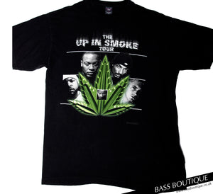 "Dr Dre ""Up in Smoke Tour"" Vintage T-Shirt (Size XL)"