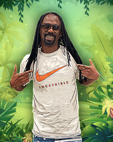 General Levy 'Incredible' T-Shirt - 6 left!