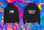North Base 'Drum & Bass' Hoodie (Unisex) - Limited edition Black