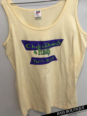 Chaka Demus & Pilers 'Twist and Shout' Vintage Vest (L)