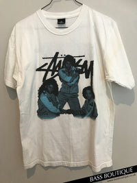 J.J. Fad - 'Supersonic' Stussy Vintage T-shirt (Medium)