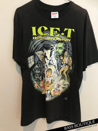 Ice T 'Home invasion' Vintage T-shirt (Size L)