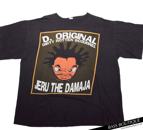 Jeru The Damaja Dirty Rotten Scoundrel Vintage T-Shirt (Size XL)