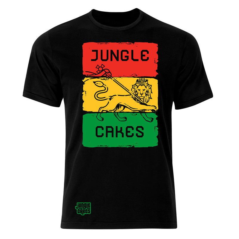 Jungle Cakes Lion T-shirt (SALE)
