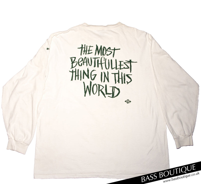 "Keith Murray ""The Most Beautifullest Thing in the World"" Vintage T-shirt (Size XL)"
