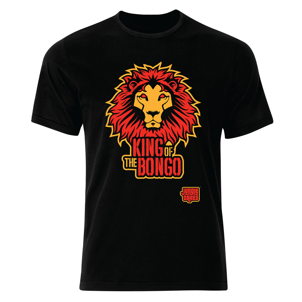 King of the Bongo T-shirt (SALE)
