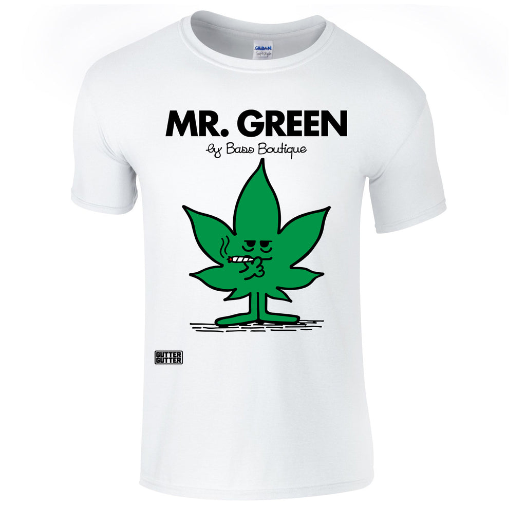 Mr Green T-shirt (Men & women's)